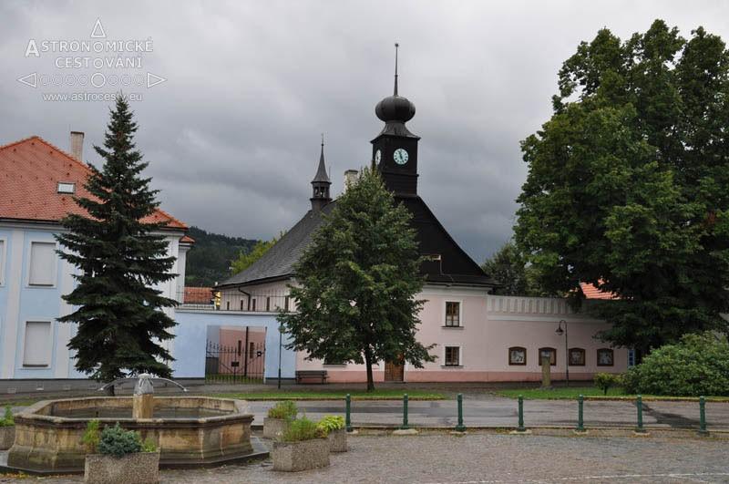 c969cdfaa8d Stará radnice - sídlo Městského muzea Valašské Klobouky. Městské ...