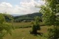 Obr. 1 - Pohled na Čerťák ze silnice mezi Novým Jičínem a Kojetínem