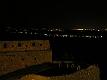 Obr. 20 - Noční scéna hradu a výhledu