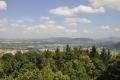 Obr. 8 - Výhled z Rozhledny Bílá hora
